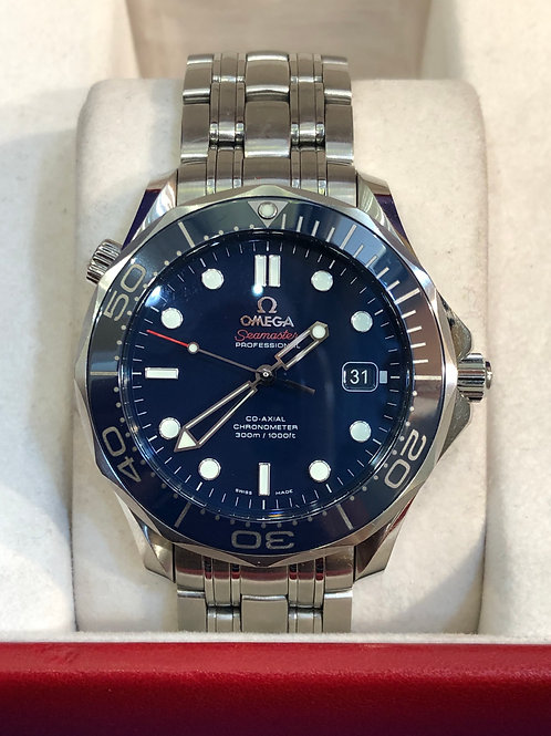 Omega Seamaster 300 Co- Axial Watch