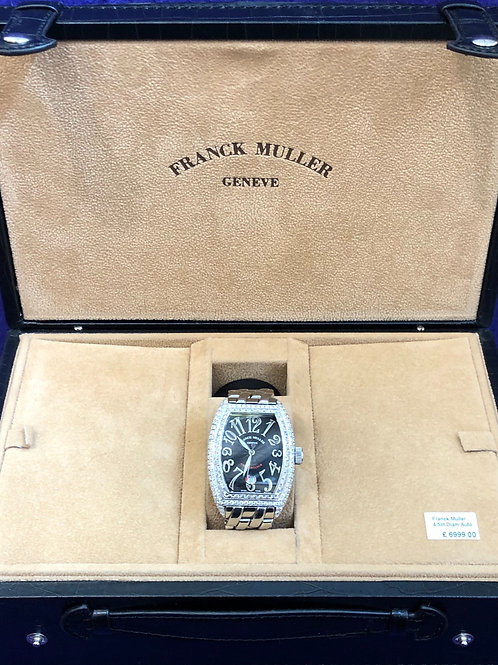 Franck Muller Geneve Master of Complications Conquistador Automatic Watch