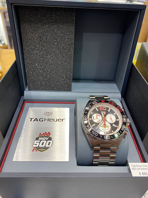 Tag Heuer Formula 1 Indy 500 Watch