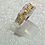 Thumbnail: New 18ct Canary Diamond Ring