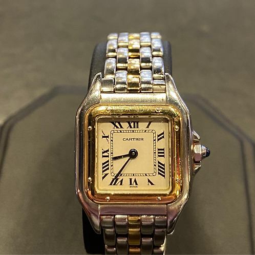 Ladies Cartier Panthere Watch