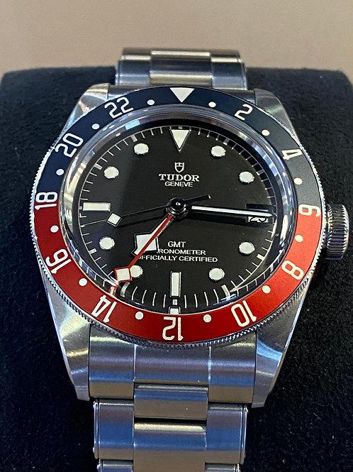 Tudor Rolex 2020 GMT Pepsi Automatic Watch