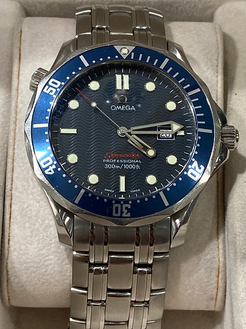 Omega Seamaster 41mm Wave Watch