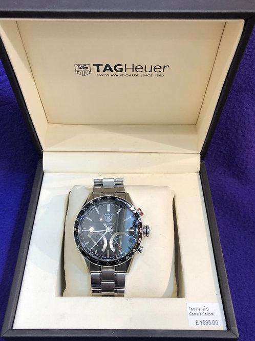 Tag Heuer Carrera Calibre S Mens Watch  2014