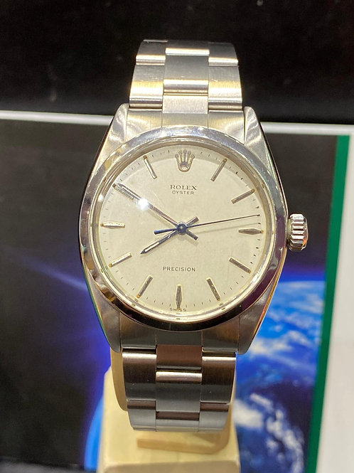 Rolex Oyster Precision 1966 Watch