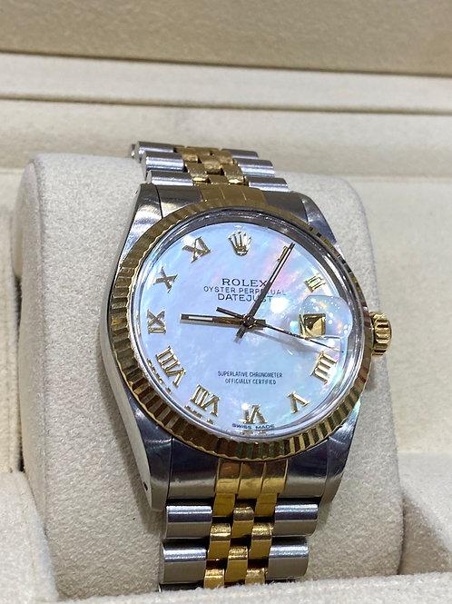 Rolex Datejust 16013 Automatic Watch