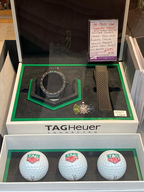 Tag HeuerGolf Connected Watch