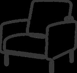 HOUSTE_Monolines_Living_Chair_Dark_Grey.