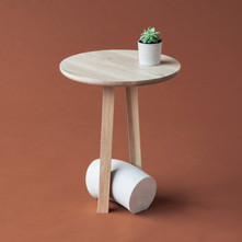 DesmondLim-PoiseCollection-SideTable-Red