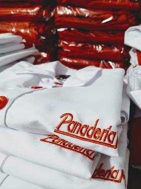 Uniformes PANADERIA MONTECARLO