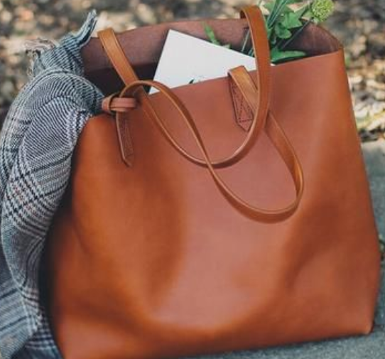 July 23-25 Leather Tote Bag Course