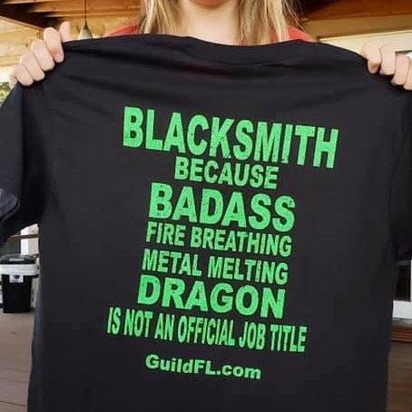 Black Guild T-shirt