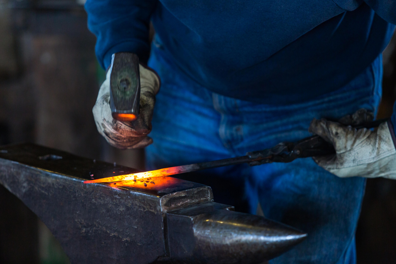 July 17 Introduction to Blacksmithing