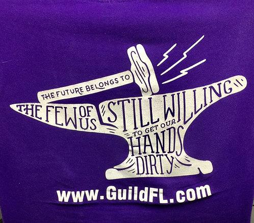 Purple Guild Shirt