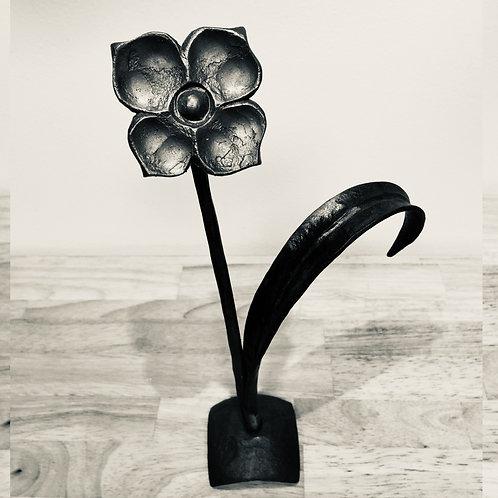 Forged Steel Flower