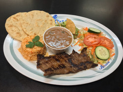 Grilled Beef Plate