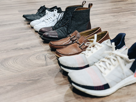 5 Types of Shoes You Should Own