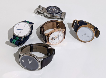 5 Types of Watches You Need to Own