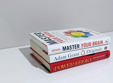 3 Books to Read That'll Get You Motivated