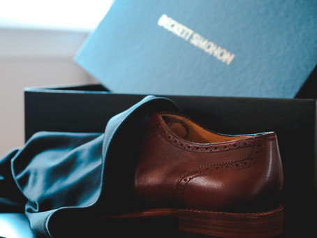 Beckett Simonon Dress Shoes Review