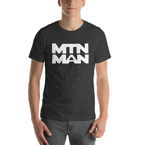 MTN MAN - Short-Sleeve Unisex T-Shirt