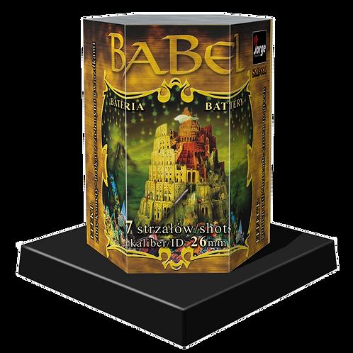 SM9880 - BABEL WITH BASE