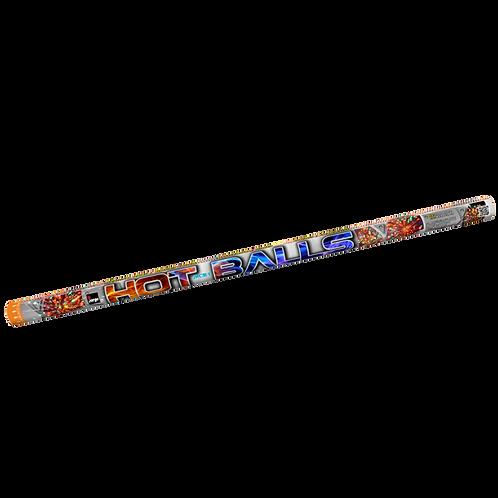 JRC31/1 - HOT BALLS 1 - Bombette Multicolore