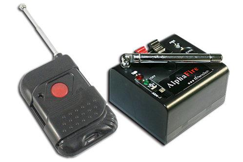 Systéme de tir 1 voies + télécommande