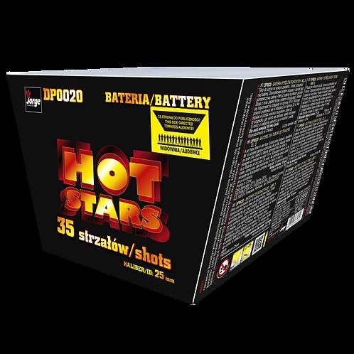 DP0020 - HOT STARS