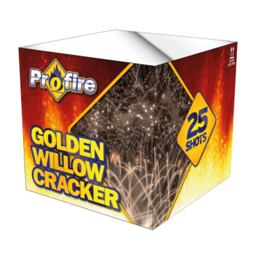 GOLD WILLOW CRACKER