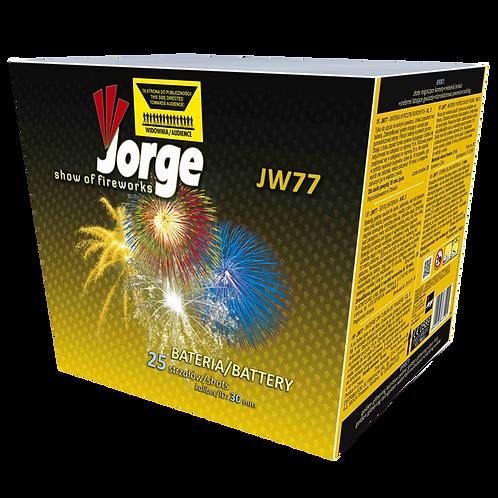 JW77 SHOW OF FIREWORS