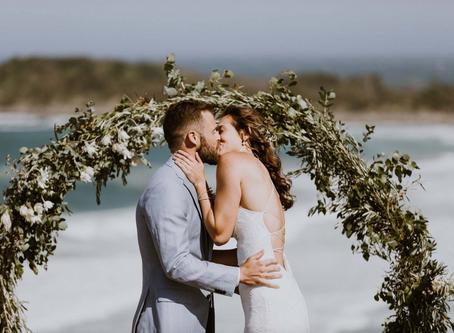 REAL WEDDING - Ali & Chris's Yamba Surf Club Wedding