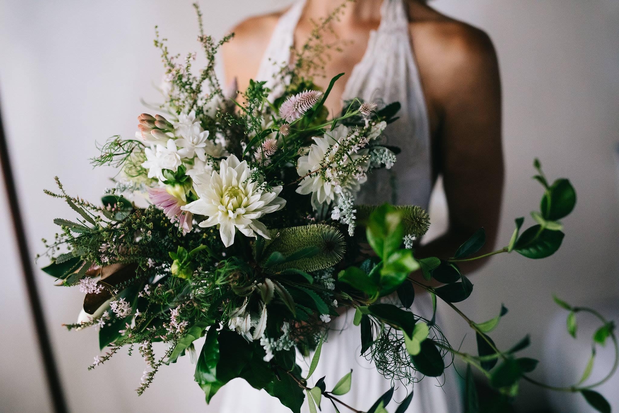 Olive Gap Organic Farm | Yamba Wedding Florist