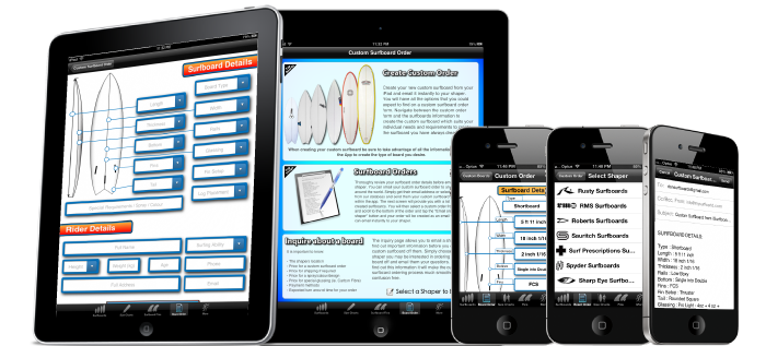 iSurfer - Surfboards Guide App | Apps for surfers | Surf Apps