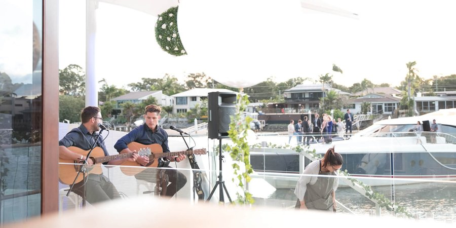 J & A Events - Yamba Wedding Music
