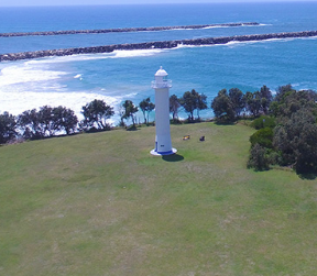 Yamba Weddings - Yamba Lighthouse