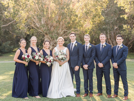 REAL WEDDING - Caitlin & Jayden's Yamba Golf Club Wedding