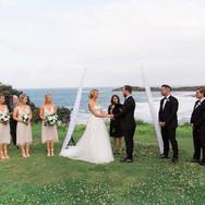 Angourie Resort - Yamba Wedding