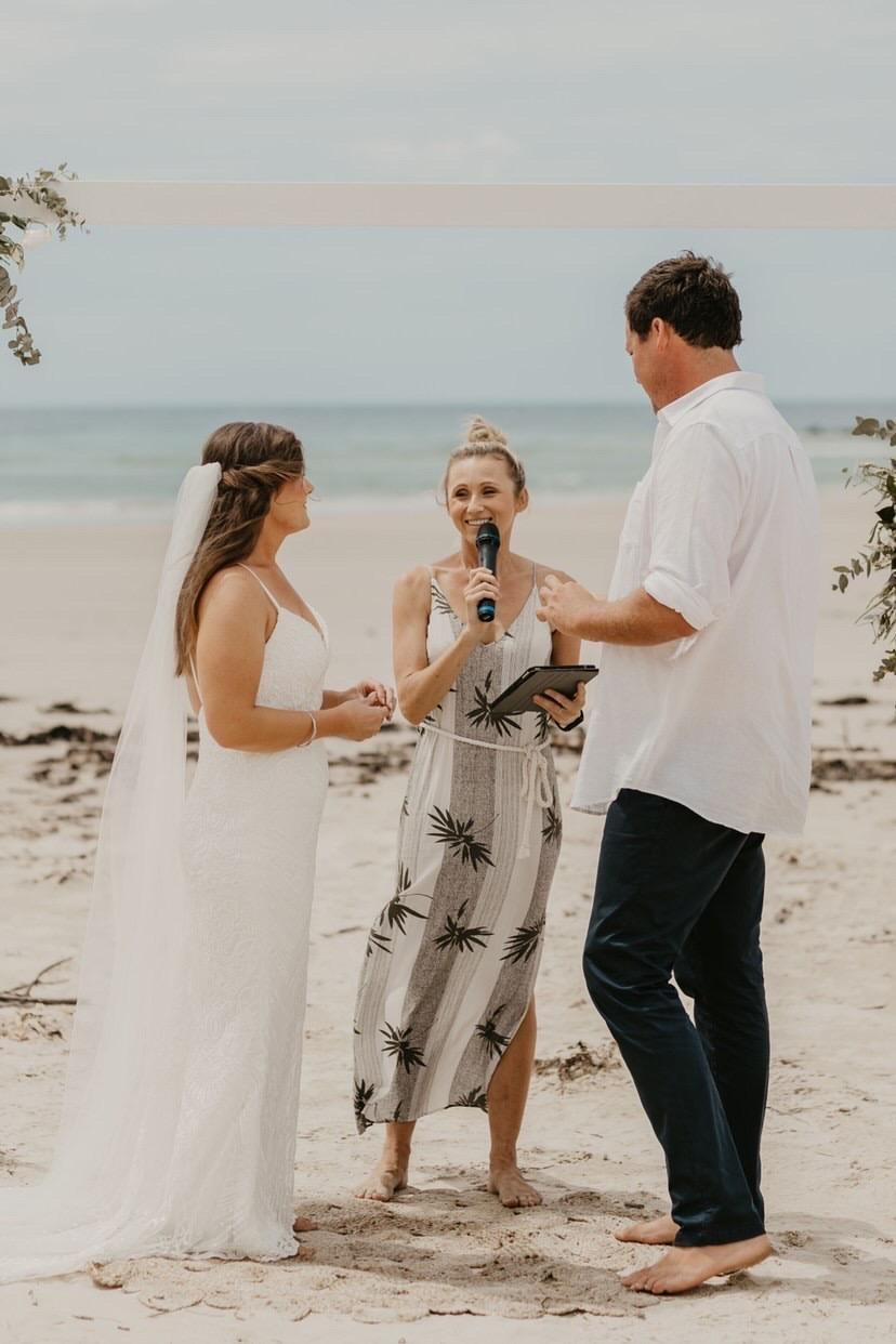 Married By Meg   Yamba Wedding Celebrant