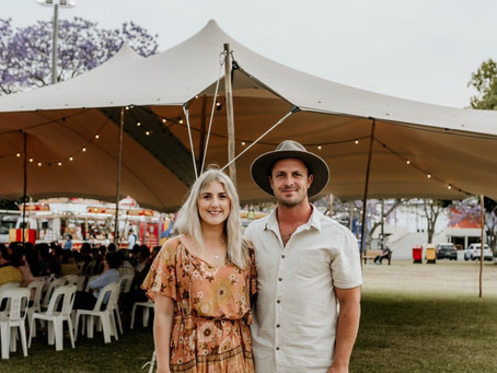 MEET THE SUPPLIER - Willow Tree Marquees