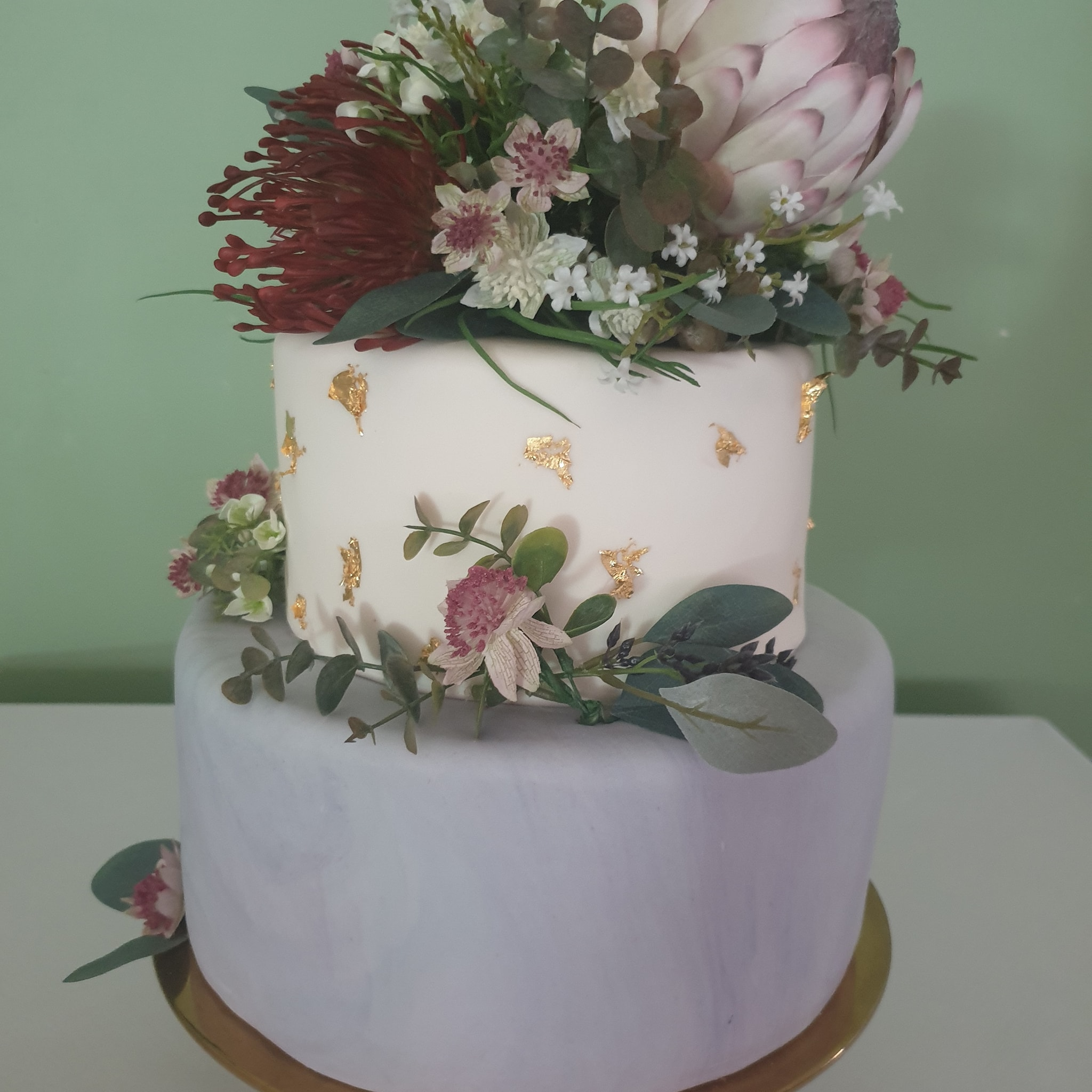 Monique's Designer Cakes | Yamba Wedding Cakes