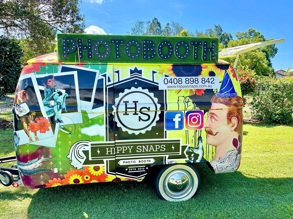 Hippy Snaps Photo Booth | Yamba Weddings