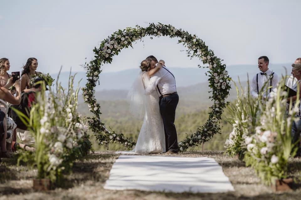 Paper Daisy Florist | Yamba Wedding Florist