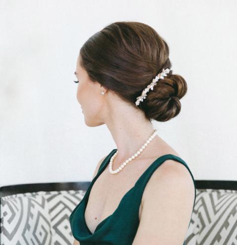 Bridal Hair by Tash Elise