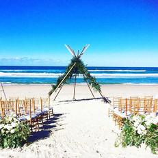 Yamba Wedding Ceremony | Pippi Beach
