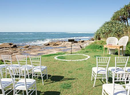REAL WEDDING - Tink & Jake's Yamba Wedding