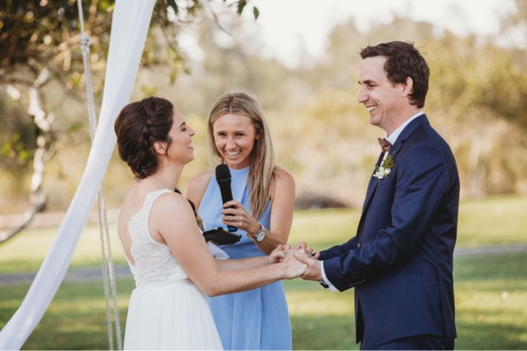Married By Meg - Yamba Celebrant