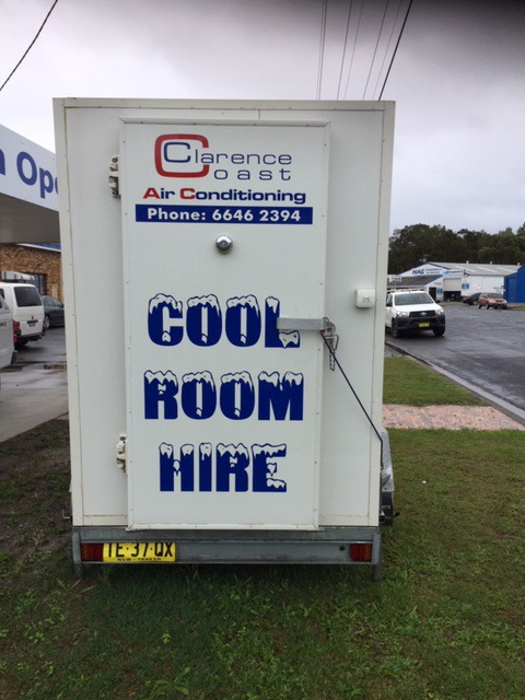 Yamba Weddings Cool Room Hire