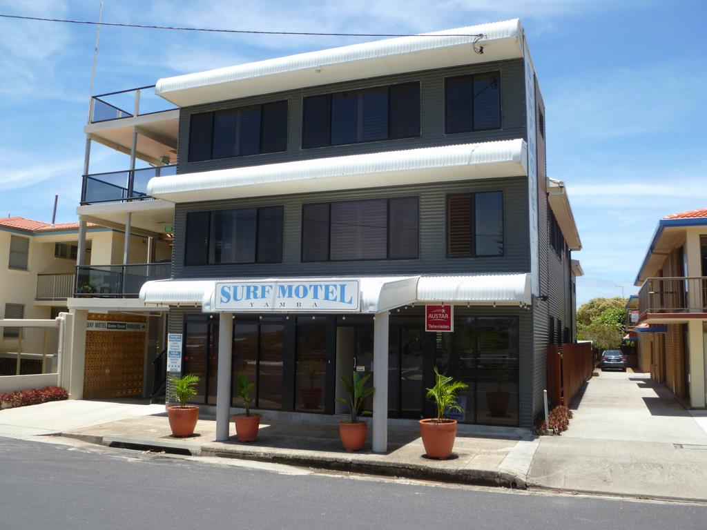 Surf Motel | Yamba Accommodation