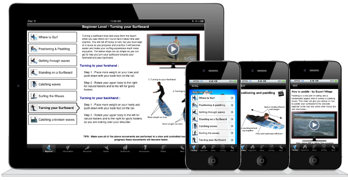 iSurfer - Surf Coach App | Surf Apps | Surfing Apps